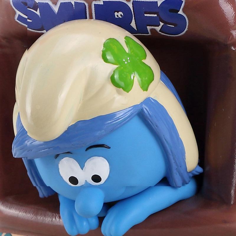 【vip专享】蓝精灵卡通儿童双肩包小孩背包时尚可爱电影周边产品